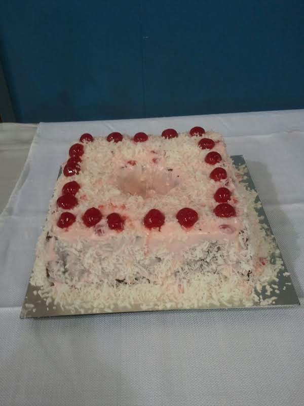 Rose Mary's Maraschino Pound Cake