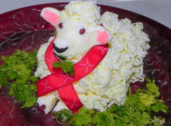 Woolly Butter Lamb Recipe