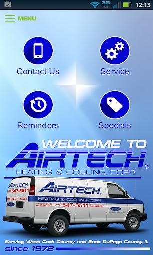 AirTech Heating Air Corp.