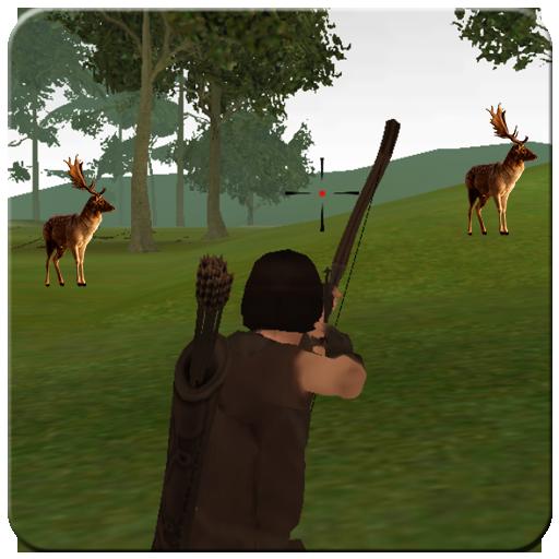Big Archery Hunter