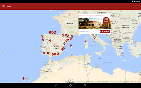 BuscoUnChollo - Viajes Ofertas screenshot 9