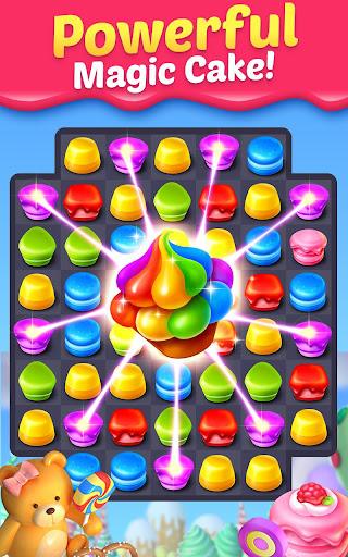 Cake Smash Mania - Swap and Match 3 Puzzle Game apkmr screenshots 11