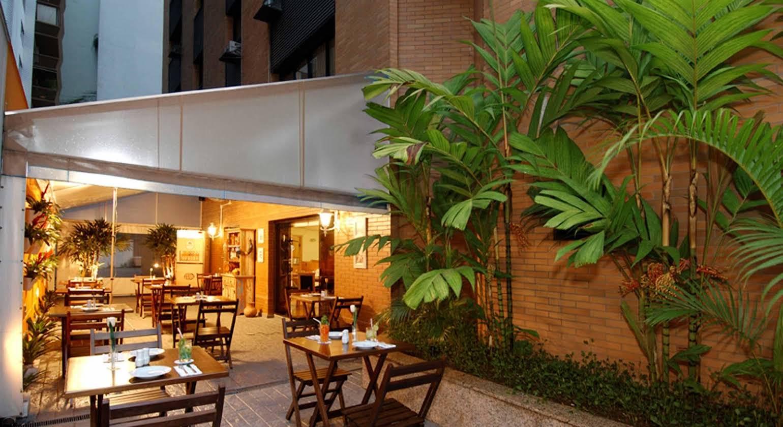 Hampton Park Sao Paulo Jardins