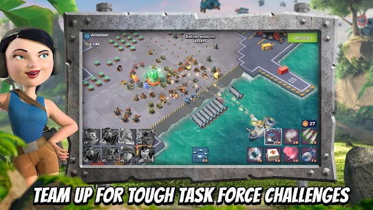 Boom Beach MOD APK (Unlimited Everything) 5
