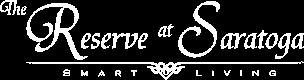 Reserve at Saratoga Apartments Homepage