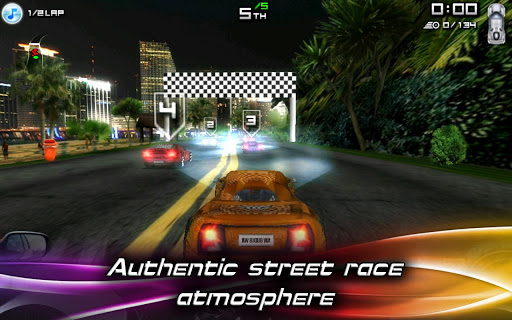 Race Illegal: High Speed 3D - screenshot