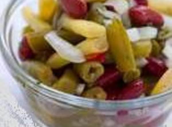 Best 3 Bean Salad Recipe