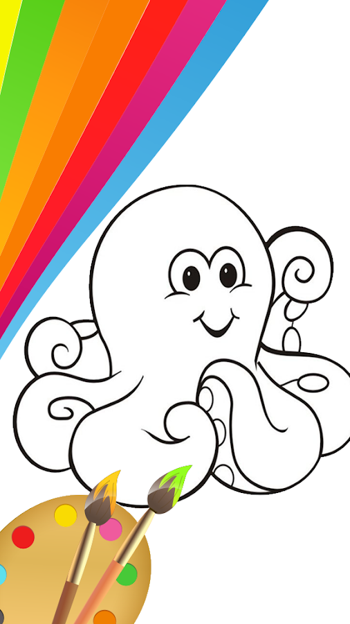Coloring Fish Pages – Android-Apps auf Google Play