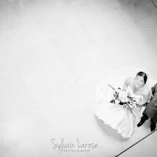 Wedding photographer Sylvain Larose (larose). Photo of 04.04.2017