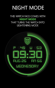 Skymaster Pilot Watch Face screenshot 6