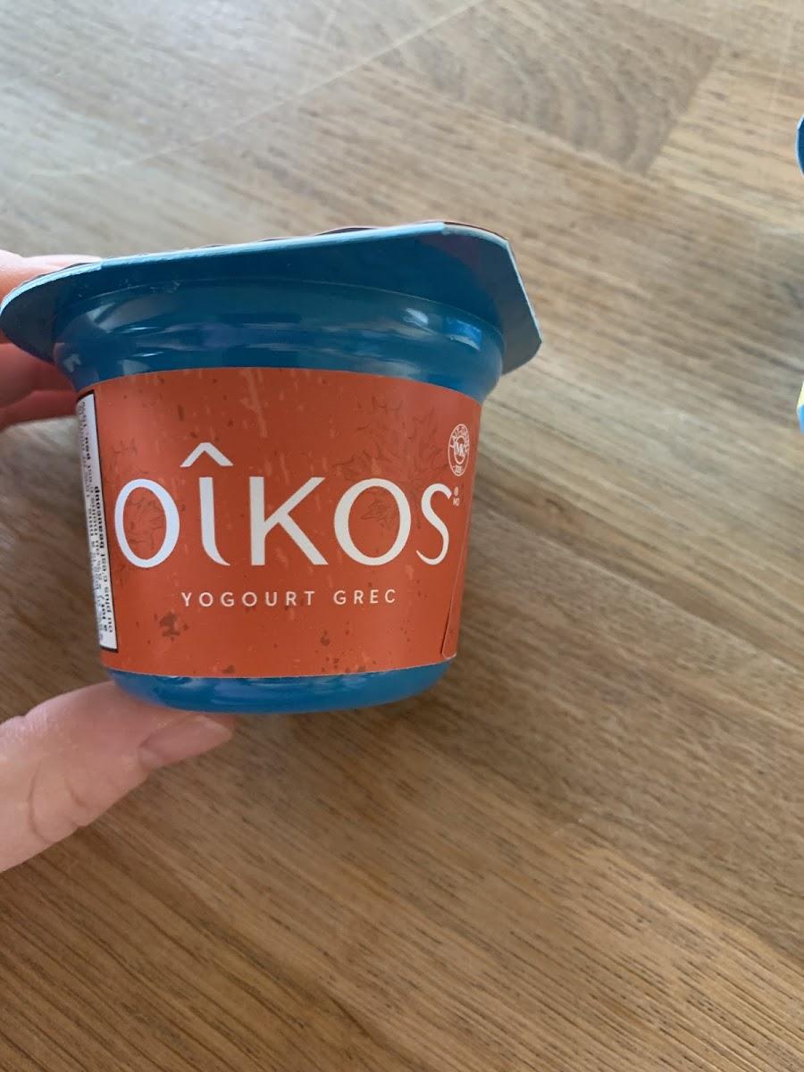 Maple Syrup - Greek Yogurt