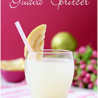 Guava Spritzer.