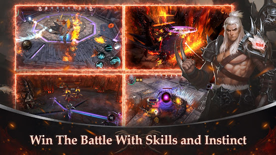 Mod Game DARK HAVOC for Android