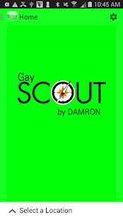 Gay Scout by DAMRON- screenshot thumbnail