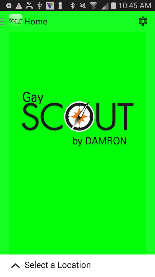 Gay Scout by DAMRON- screenshot