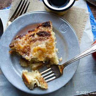 Apple Cinnamon Yogurt Cake Recipe