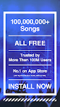 screenshot of Free Music+MP3 Player🆓⬇Download Now⬇MixerBox
