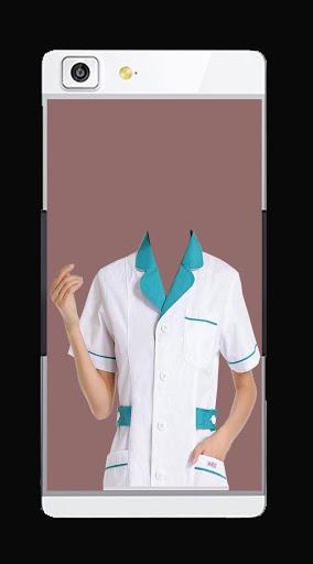 Nurse Photo Maker