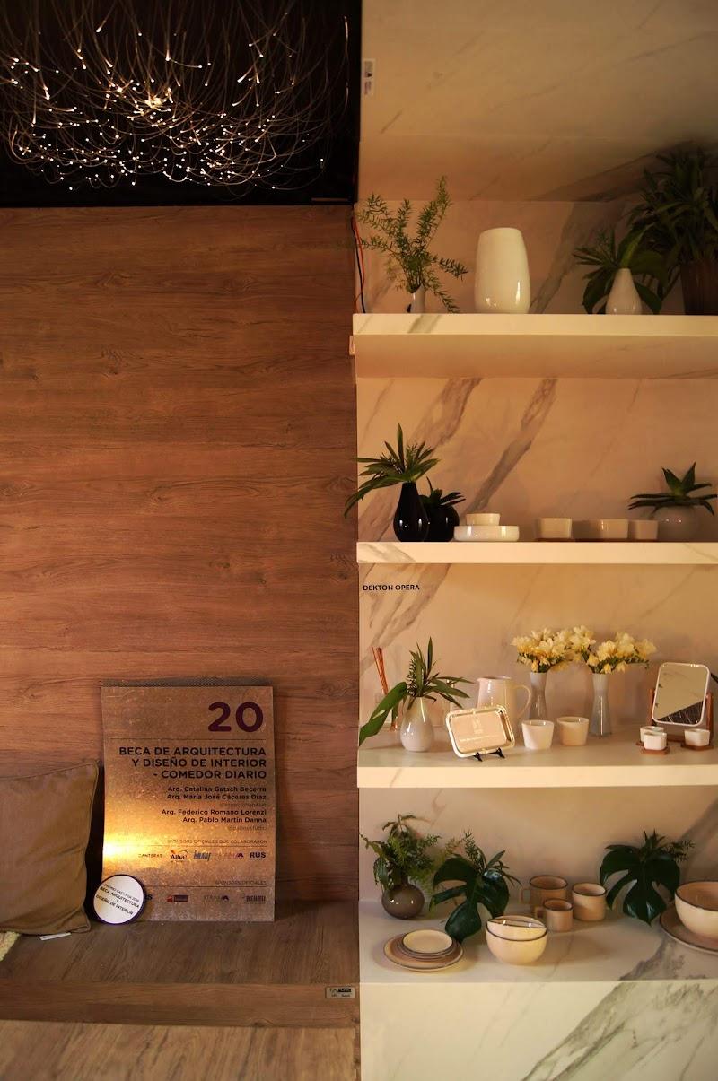 Casa FOA 2018: Habitart Comedor diario - Federico Romano Lorenzi, Pablo Martin Danna, Catalina Gatsch Becerra, Maria José Caceres Diaz