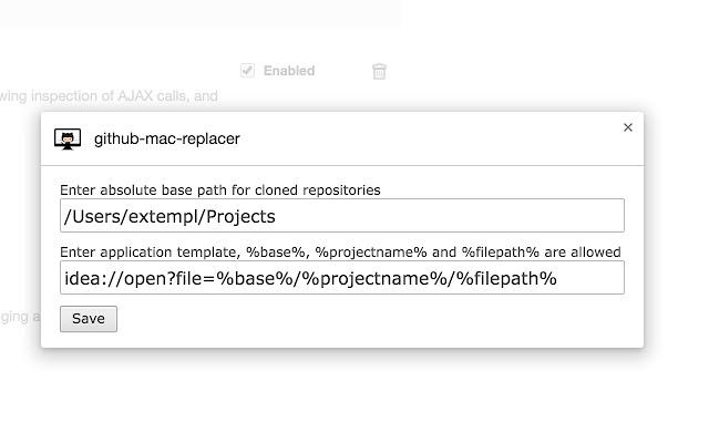 github-mac-replacer