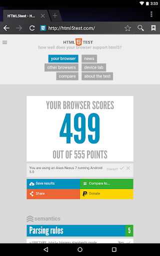 Android System WebView Canary screenshot 10