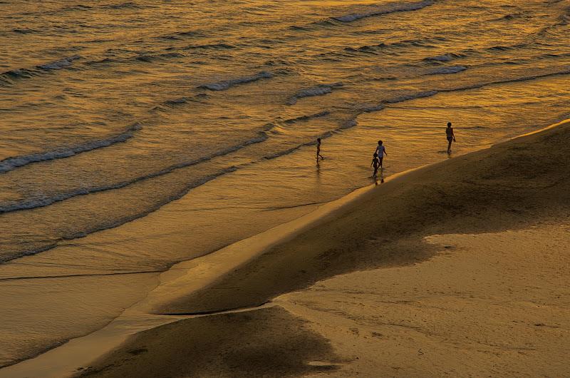 Walk in the water di Gian Piero Bacchetta
