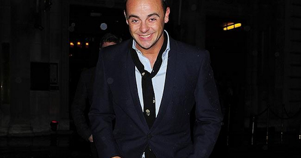 Ant McPartlin to plead guilty to drink driving