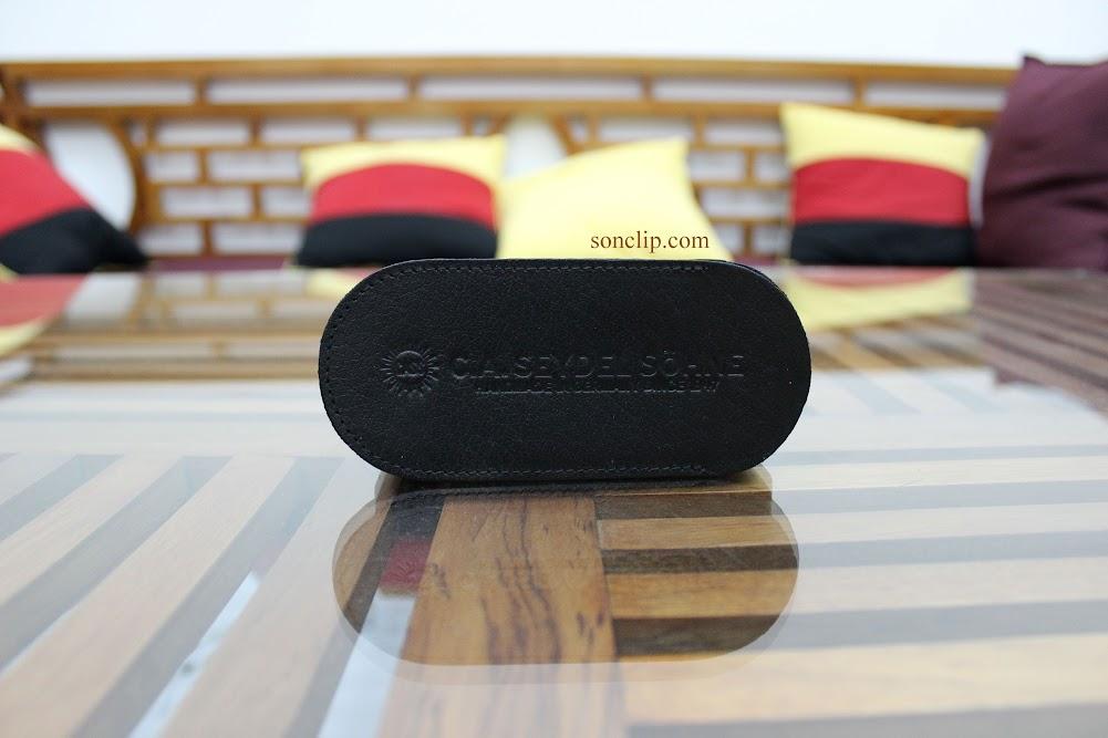 Bao Kèn Harmonica - Seydel Leather Pouch