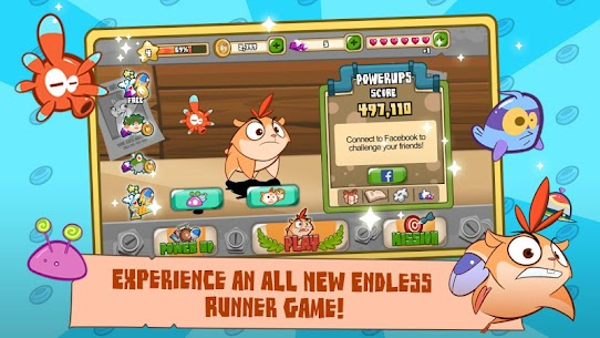 Furball Rampage MOD (Unlimited Gold Coins) 3