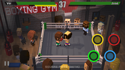 Square Fists Boxing apkpoly screenshots 5