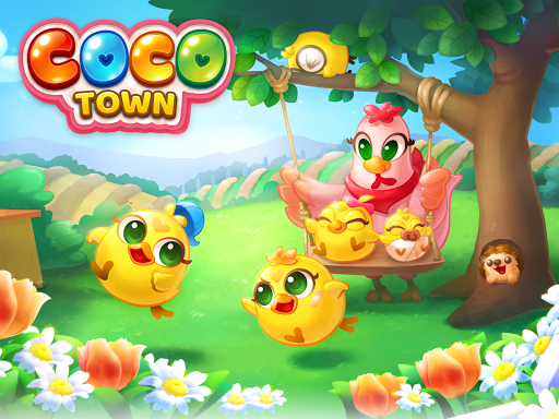Coco Town : Decorating & Puzzle Games - screenshot