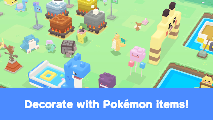 Pokémon Quest Screenshot Image