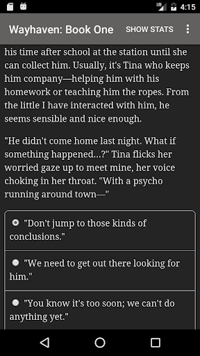 Wayhaven Chronicles: Book One  screenshots 3