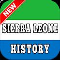 History of Sierra Leone icon