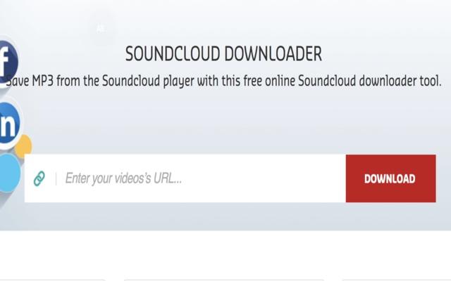 Energian Saasto—These Soundcloud Downloader