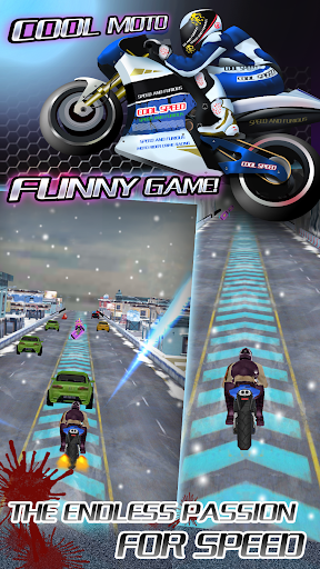 Moto Rider Crime Racing