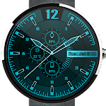 Sharp Watch Face Icon