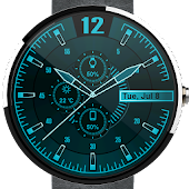 Sharper Watch Face