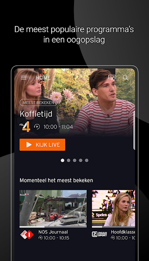 Ziggo GO 2.3.37 Prod screenshots 1