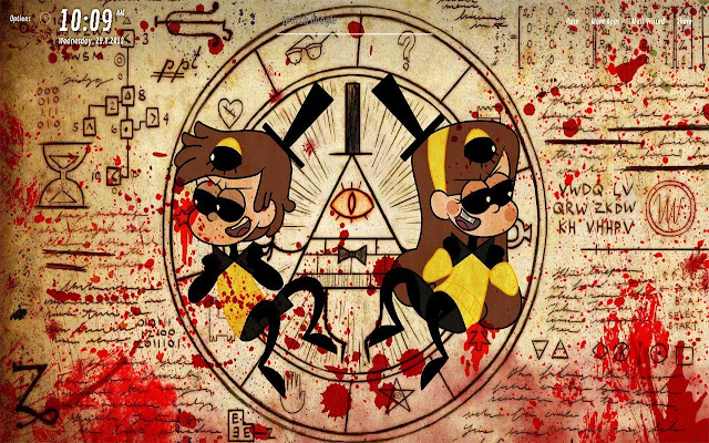 Gravity Falls Hd Wallpapers For Newtab Chrome Web Store