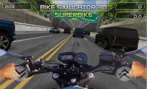 Bike Simulator 3D - SuperMoto for PC