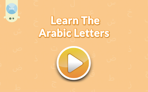 SensoryBox - Arabic Alphabet - náhled
