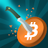 Crypto Slicer - Knife Hit, Play, Earn & Win Crypto