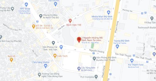 Địa chỉ văn phòng nhà xe Én Vàng tại Hà Nội