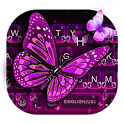 Flash Butterfly Keyboard Theme icon