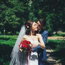 Wedding photographer Irina Andreeva (sunshine63). Photo of 16.06.2016