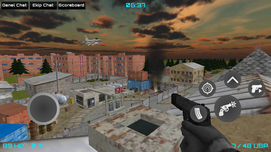 Counter Terrorist: Strike War Screenshots