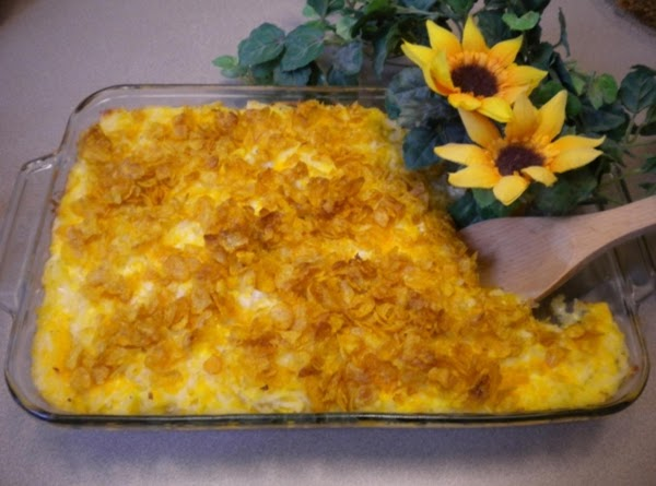 Nicely Cheesy Hash Browns Casserole Recipe