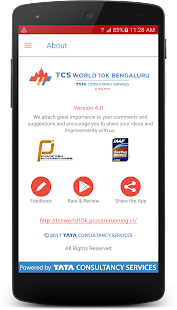TCS World 10K Bengaluru 2017- screenshot thumbnail