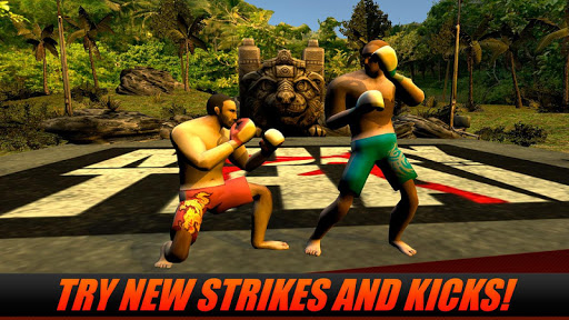 Muay Thai Box Fighting 3D 1.1 screenshots 3